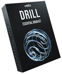 Cymatics - Drill - Essential Drum Kit