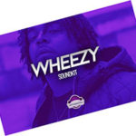Wheezy (Shows The Screen) Drum Kit